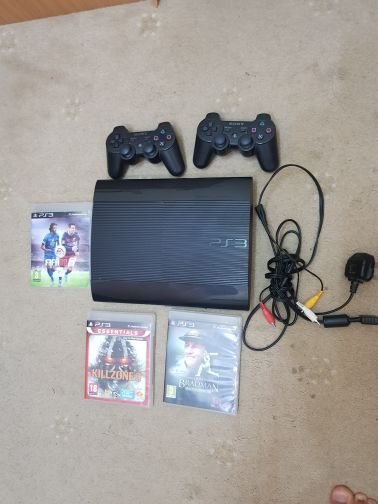 PS3+3GAMES 2 controller