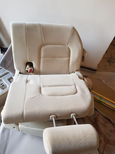 back seat for land cruiser