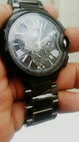 Cartier Black Edition For Sale