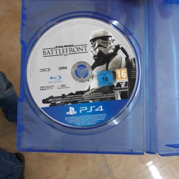 CD star wars battel front