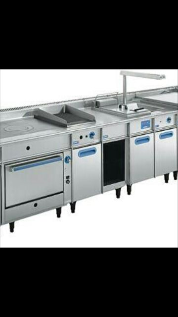 Spare parts for kitchen equipment