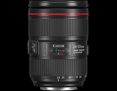 New ! Canon 24-105mm f/4L Mark II
