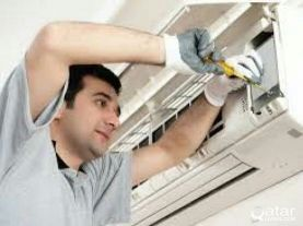 A/C SALE & MAINTENANCE WORK
