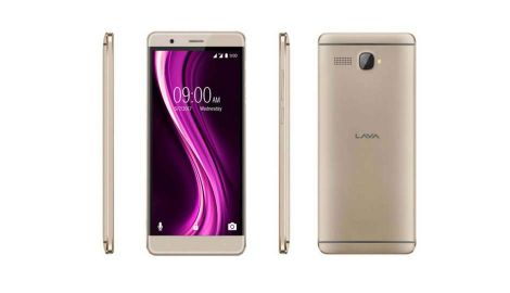 Lava phone used 2 days for sale