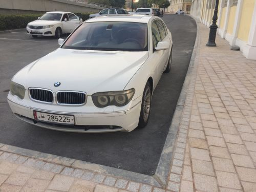 Bmw 735 for sale