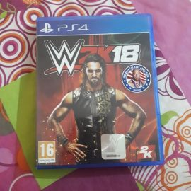 WWE2k18 for ps4