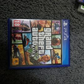 GTA V-PS4 (Cover only)