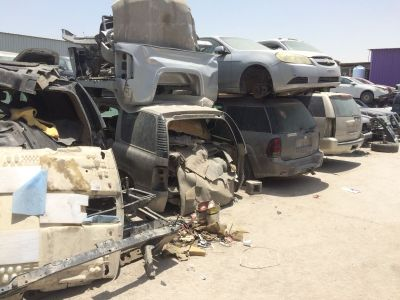 used car spare parts  GMC