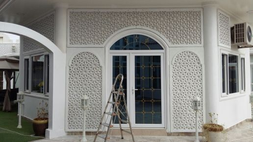 GRC Decorative Door and window frames