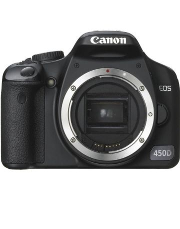CANON 450D BODY ONLY FOR SALE