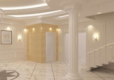 decoration work / interior fitout /inter