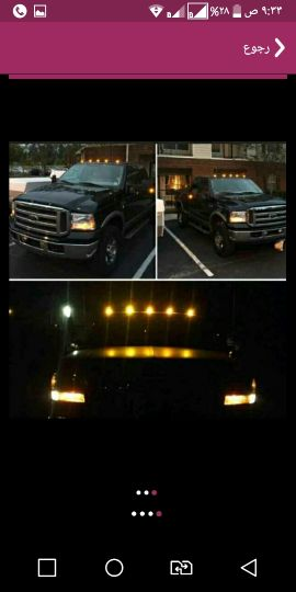 roof light gmc ford