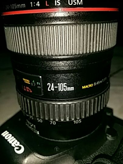 Canon 24-105 Lens Repearing