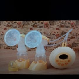Double side electrical breast pump