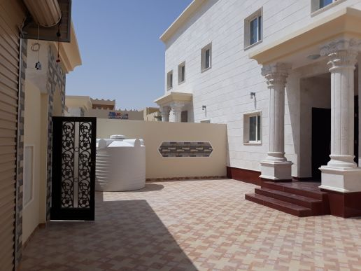 For sale two new villas in al khritiyat