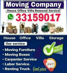 moving shifting company