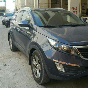 kia sportage 2011 excellent condition