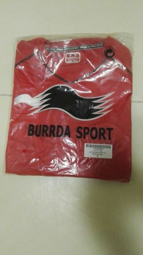 Burrda sport shirt .. long sleeve