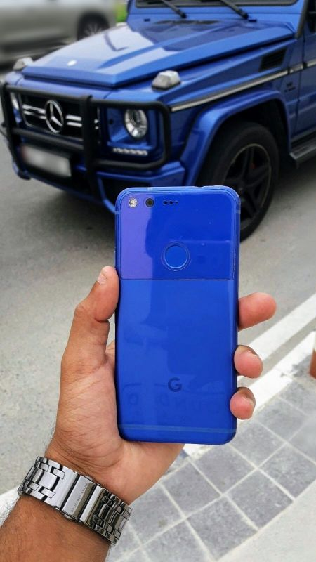 Google pixel limited edition