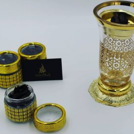oud with amber