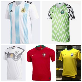World Cup Jerseys Replica