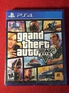 gta 5 for ps 4
