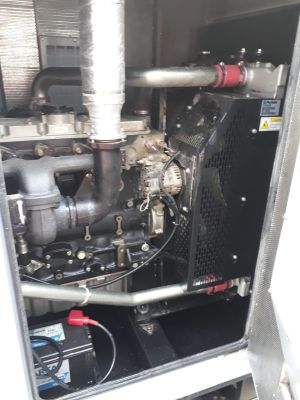 original Perkins 80 kva for sale