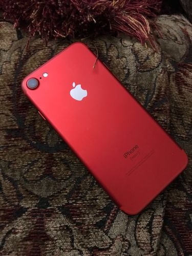 For sale red ip7