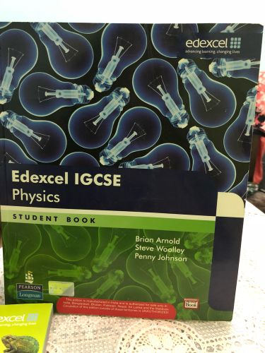 Physics book IGCSE