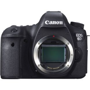 Canon 6d Body with Battery grip