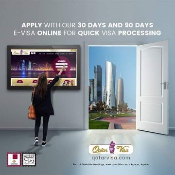 Apply Qatar Visa with Us - Visit Qatar