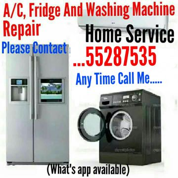 Fridge ac repair