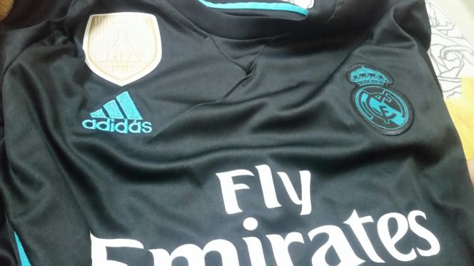 new real Madrid sart