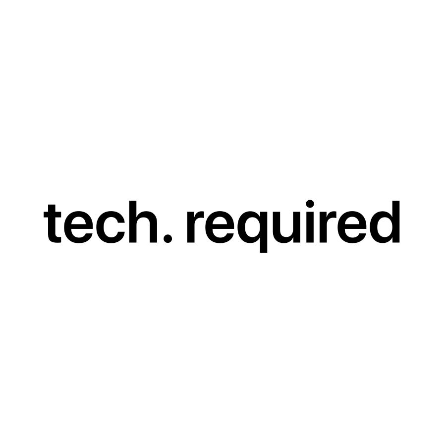 Sat.tech. Required