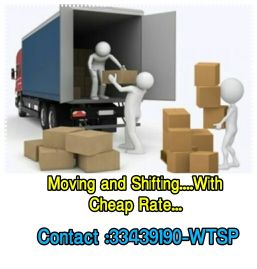 Moving and Shifting with Cheap Rates...