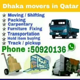 Dhaka movers in Qatar