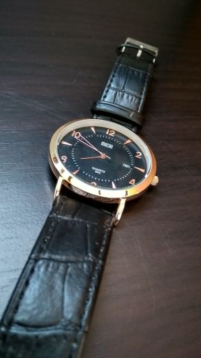 Second hand (used) men watch for 45 QR