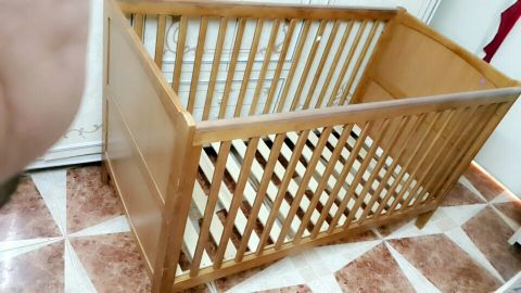 baby cot for 1.3 years