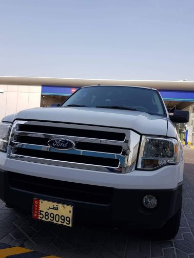 Ford Expedition - under waranty