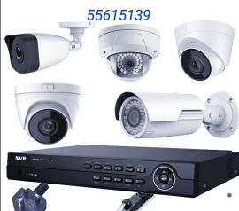 Security Camera & Dish Service