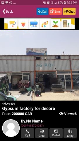 gypsum factory for sale