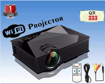 WIFI LED PROJECTOR UC 46