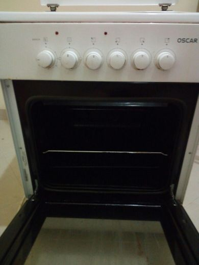 electric stove with perfect conditions