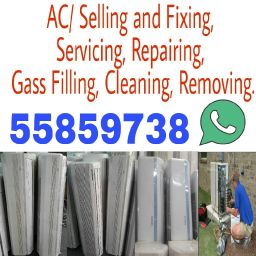 A/C Selling, Fixing, Servicing, Repairin