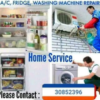 A C  WASHING MACHINE FRIDGE FOR SALE & R