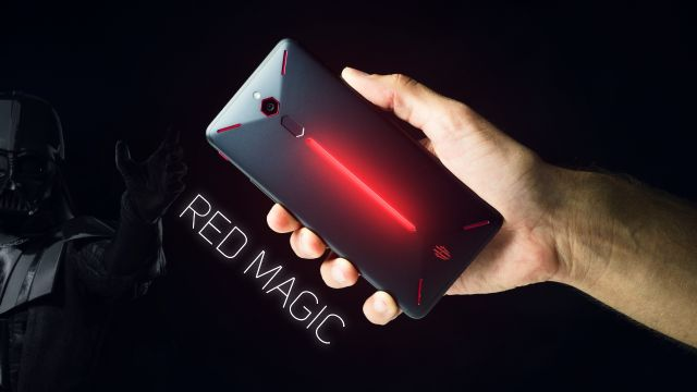 RED MAGIC by NUBIA