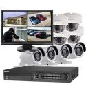 CCTV security camera complete solution