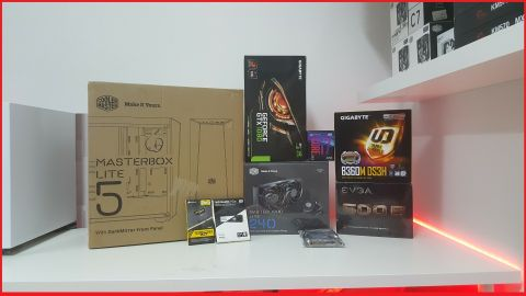 New High End Gaming PC