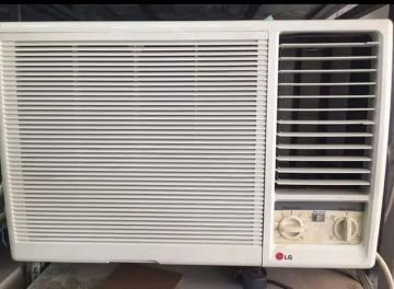 Window LG A/C sell please call me 776730