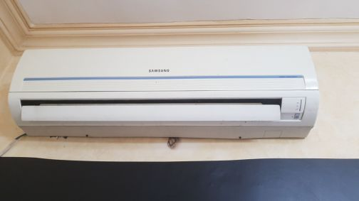 Samsung Split AC is required.